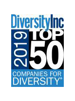 2019 TOP 50 COMPANIES FOR DIVERSITY